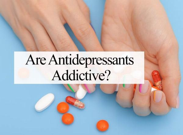 Antidepressants Addiction
