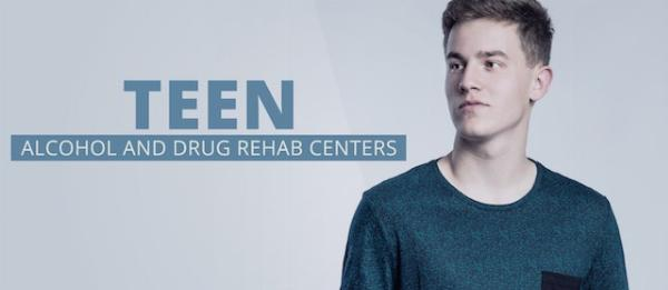 teen drug rehabilitation